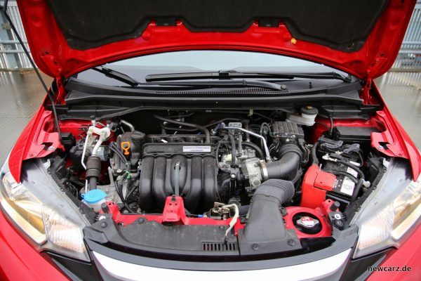Honda Jazz Motor