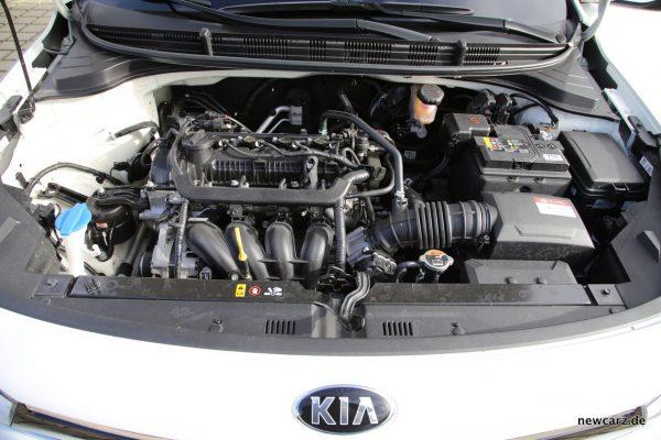 Kia Rio Motor