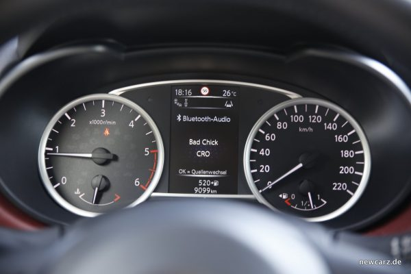 Nissan Micra Interieur