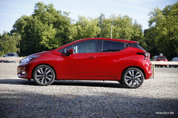 Nissan Micra Exterieur