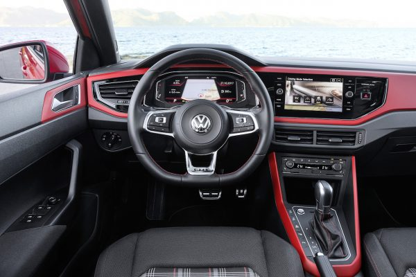 VW Polo GTI Interieur
