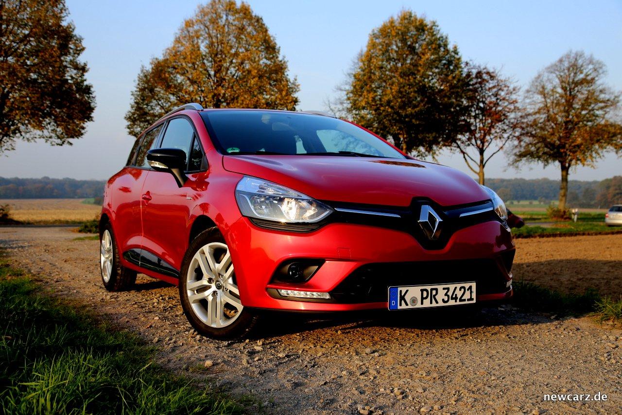 Renault Clio Grandtour Exterieur