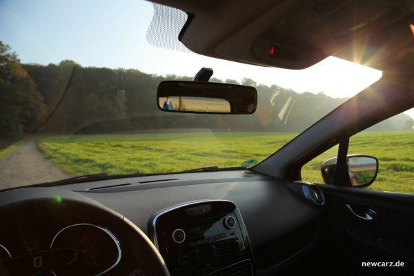 Renault Clio Grandtour Innenspiegel