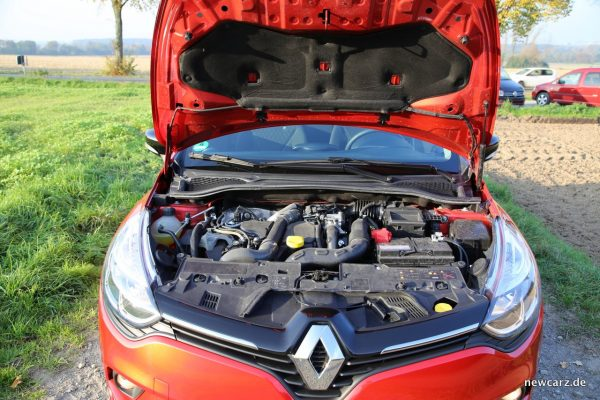 Renault Clio Grandtour Motor