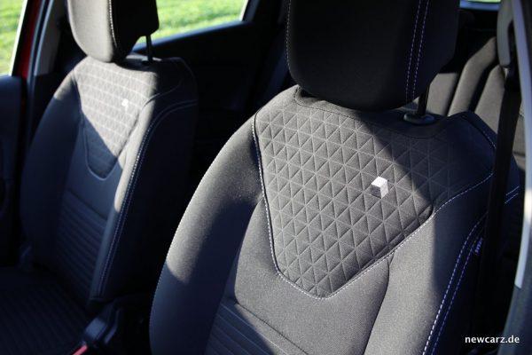 Renault Clio Grandtour Sitz