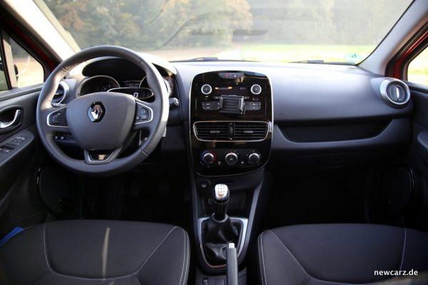 Renault Clio Grandtour Interieur