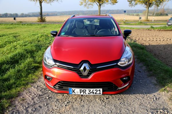 Renault Clio Grandtour Front