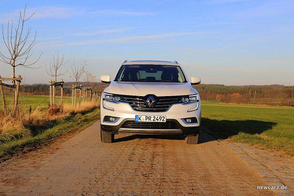 Renault Koleos II Front