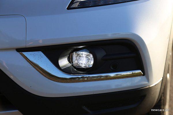 Renault Koleos II Nebelscheinwerfer
