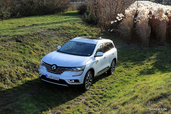 Renault Koleos II oben schräg