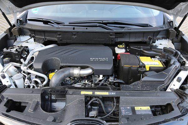 Renault Koleos II Motor