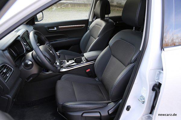 Renault Koleos II Vordersitze