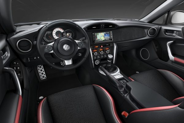 Toyota GT86 Shark Interieur