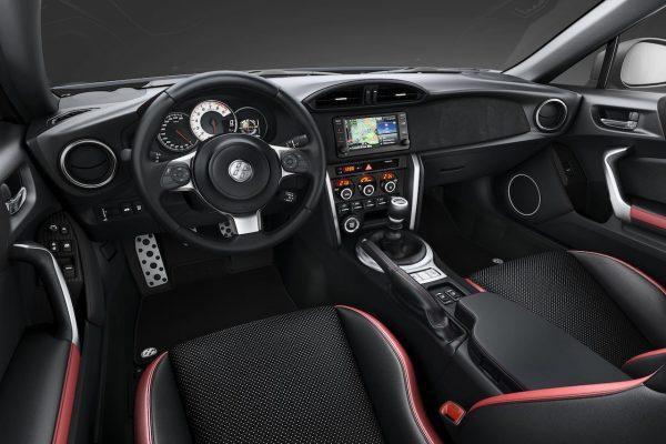 Toyota GT86 Shark Interieur
