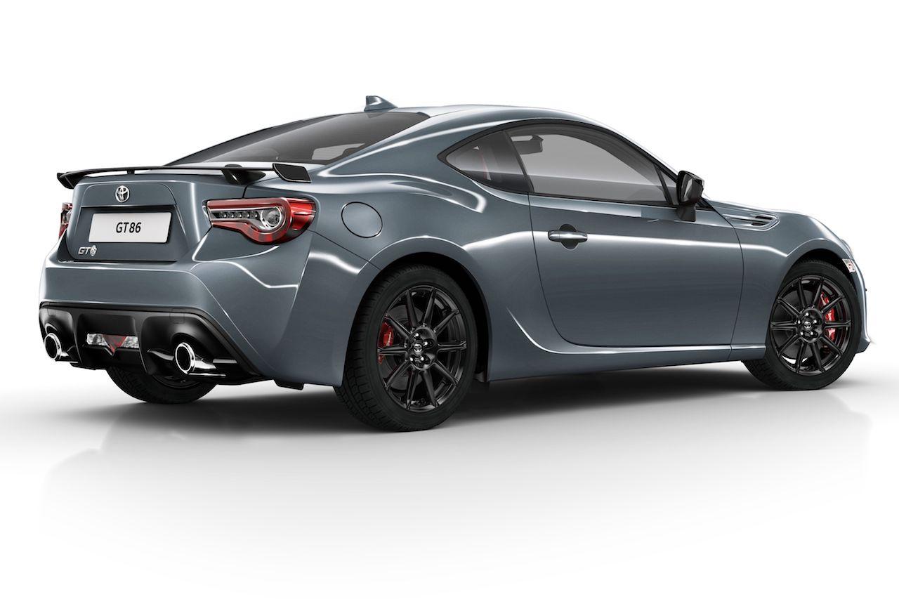 Toyota Gt86 Shark Bissiges Sondermodell Newcarz