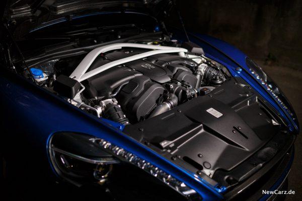 Aston Martin Vanquish S Volante Motor