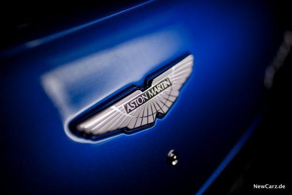 Aston Martin Vanquish S Volante Heckklappe