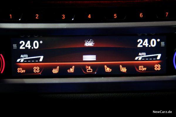 BMW Ambient Air BMW 730d xDrive