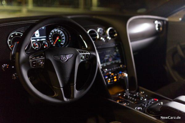 Bentley Continental GT V8 S Lenkrad