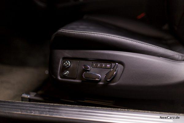 Bentley Continental GT V8 S Sitze