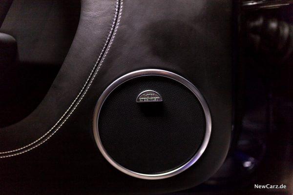 Bentley Continental GT V8 S Naim Soundsystem