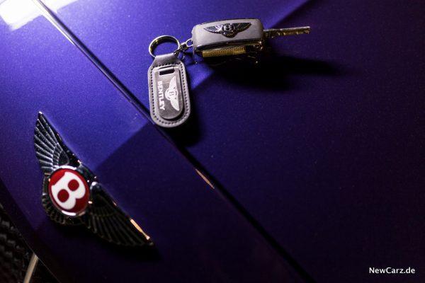 Bentley Continental GT V8 S Azure Purple