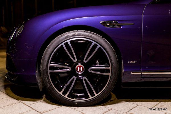Bentley Continental GT V8 S Räder