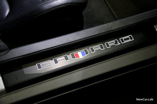 Chevrolet Camaro Cabriolet Einstiegsleiste