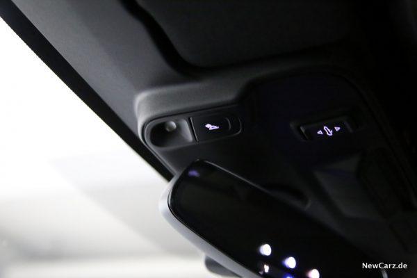Chevrolet Camaro Cabriolet Innenlicht