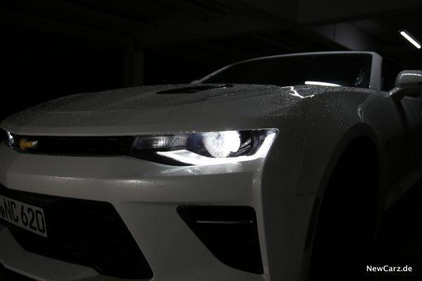 Chevrolet Camaro Bi-Xenon Scheinwerfer