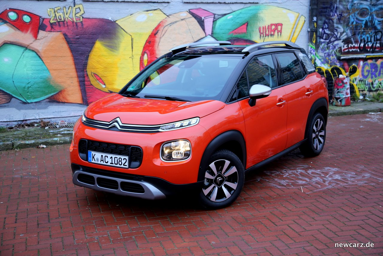 citroen c3 aircross komfort crossover. Black Bedroom Furniture Sets. Home Design Ideas