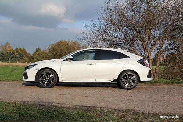 Honda Civic MKX Seitenansicht