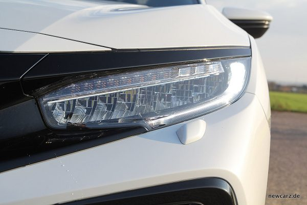 Honda Civic MKX Scheinwerfer