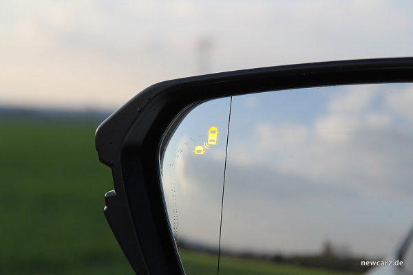 Honda Civic MKX Außenspiegel