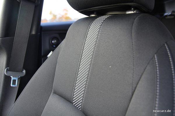 Honda Civic MKX Sitzlehne vorn