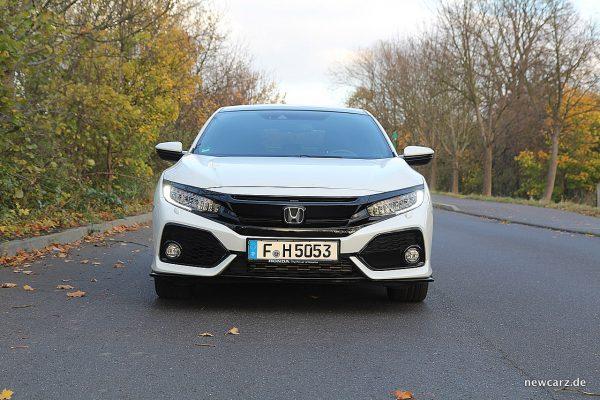 Honda Civic MKX Front