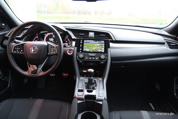 Honda Civic MKX Armaturenbereich