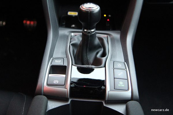 Honda Civic MKX Schalthebel
