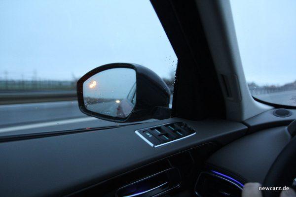 Jaguar F-Pace Außenspiegel