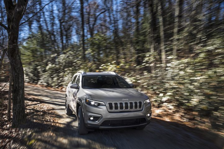 Jeep Cherokee Exterieur
