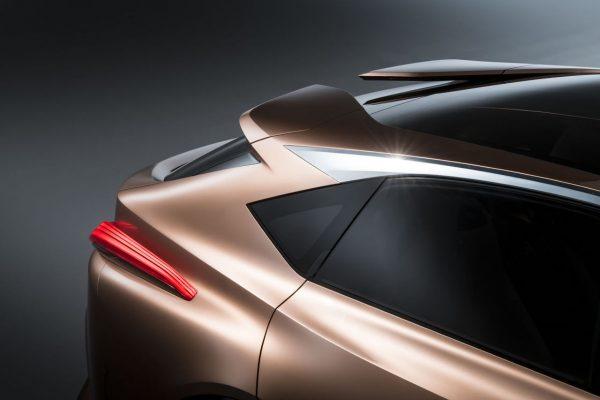 Lexus LF-1 Limitless Exterieur