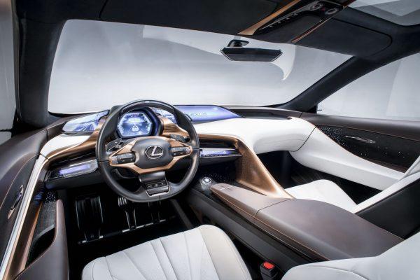 Lexus LF-1 Limitless Interieur