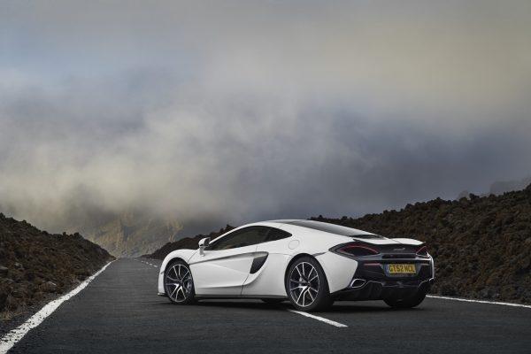 McLaren 570GT Exterieur