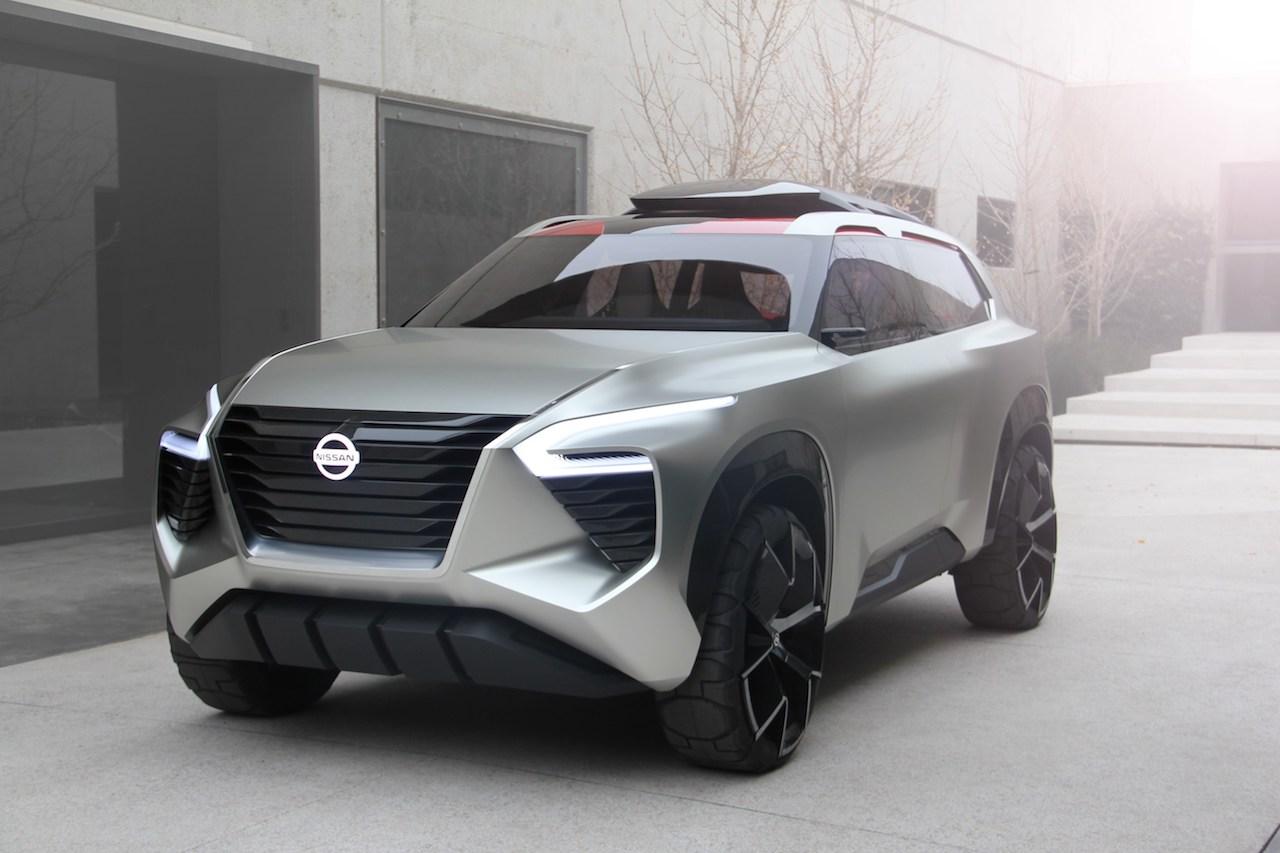 Nissan Xmotion Exterieur
