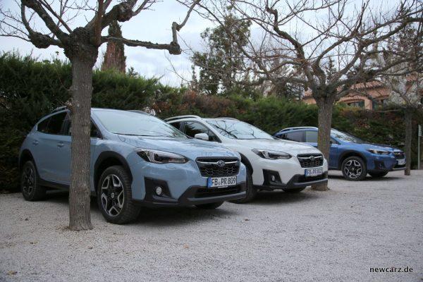 Subaru XV Exterieur