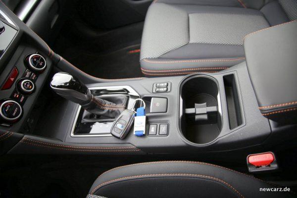 Subaru XV Interieur