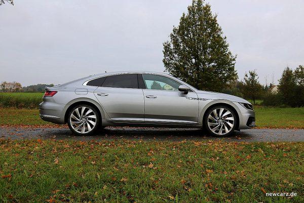 VW Arteon 4Motion Seite