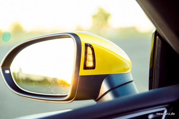 VW Arteon 4Motion Außenspiegel