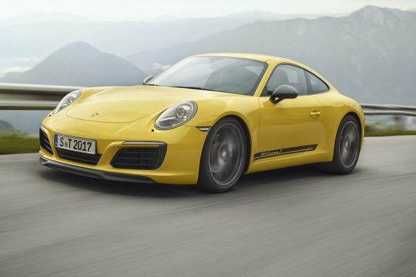 Porsche 911 Carrera T Exterieur