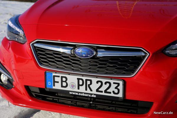 Subaru Impreza Kühlergrill